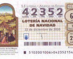 ElCristo – Loteria – Navidad 2020 – Decimo (01)