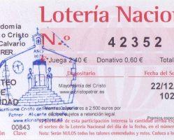 ElCristo – Loteria – Navidad 2020 – Papeleta (01)