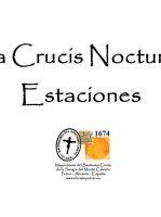 ElCristo – Via Crucis nocturno – Estaciones (01)