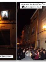 ElCristo – Via Crucis nocturno – Estaciones (10)