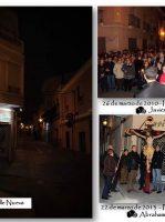 ElCristo – Via Crucis nocturno – Estaciones (16)