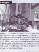 ElCristo – Prensa – (2021-03-26) – Video XII Via Crucis Nocturno – El Carrer